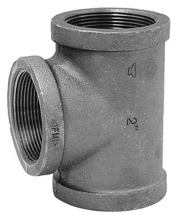 "1-1/4"" x 1"" x 1-1/4"" FNPT Reducing Tee,  Min. Qty 6"