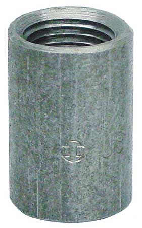 "1"" FNPS Steel Merchant Coupling"
