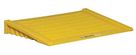 Accumulation Center Ramp, Yellow
