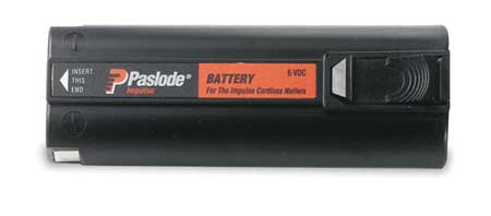 Battery, 6V, 3.3Ah, NiCd