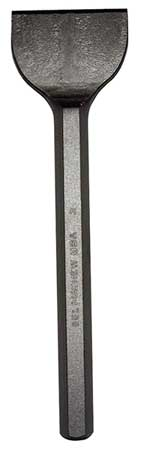 Floor Chisel, 3 In. x 11 In.