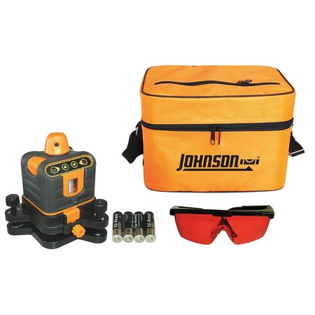 Rotary Laser Level,Int/Ext,Red,800 ft.