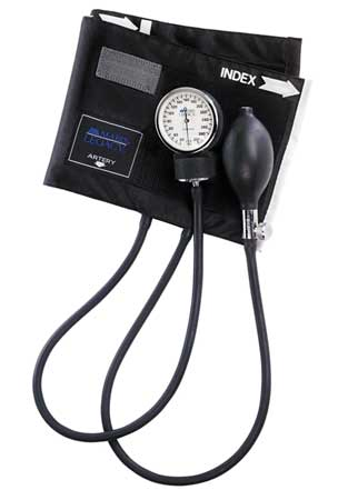Aneroid Sphygmomanometer, Large Adult, Arm