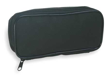 Carrying Case, Soft, Vinyl, 2.5 x4.3x8.3 In