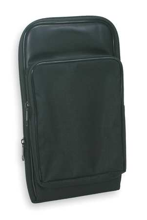 Carrying Case, Soft, Vinyl, 6.1x4.3x10.3 In