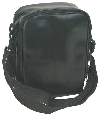 Carrying Case, Soft, Vinyl, 3.5x7.7x9.6 In