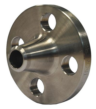 "3"" Welded SS Weld Neck Flange"