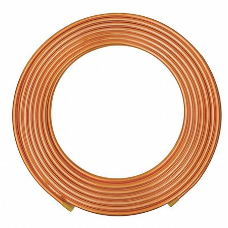 "1-1/8"" OD x 100 ft. Coil Copper Tubing Type L"