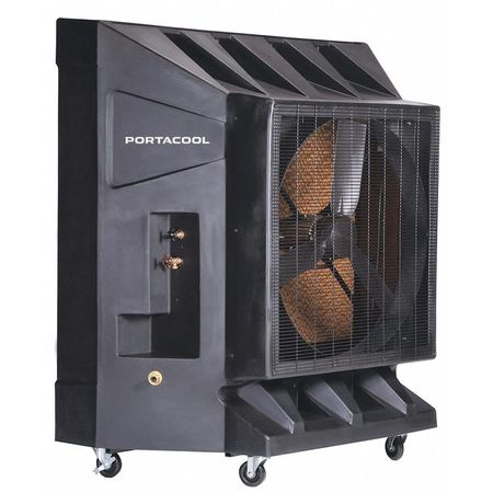 9600 Cfm Portable Evaporative Cooler, 115V