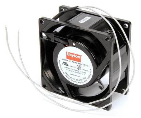 "3-1/8"" Square Axial Fan,  115VAC"