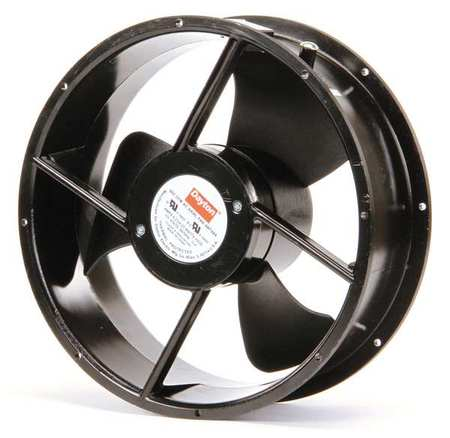 "10"" Round Axial Fan,  115VAC"