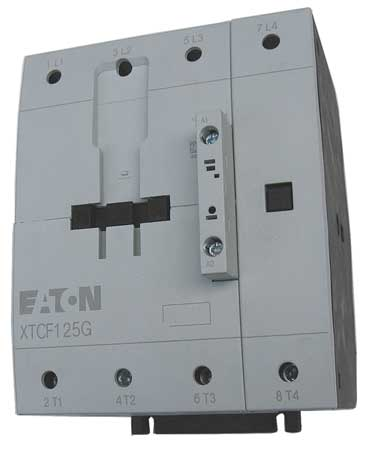 IEC Magnetic Contactor, 120VAC, 95A, 4P