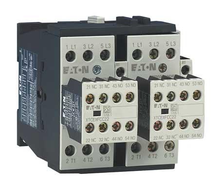 IEC Magnetic Contactr, 240VAC, 25A, 1NC/2NO