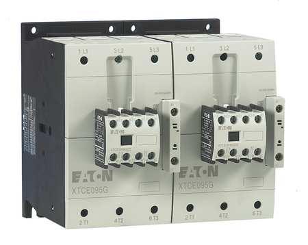 IEC Magnetic Contactr, 208VAC, 95A, 1NC/1NO