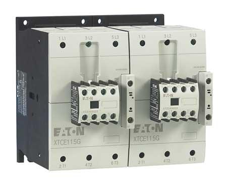 IEC Magnetic Cntactr, 240VAC, 115A, 1NC/1NO