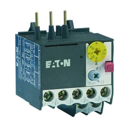 Overload Relay, 0.60 to 1A, Class 10, 3p