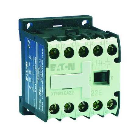 IEC Mini Contrl Relay, 2NO/2NC, 120VAC, 10A