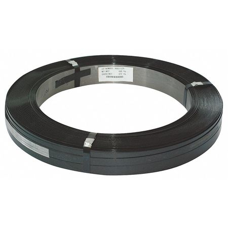 Steel Strapping, 1/2 In, L 3520 Ft