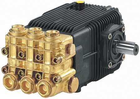Pressure Washer Pump, 9 GPM,  3/4F x 3/8F