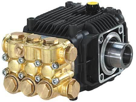 Pressure Washer Pump, 3 GPM,  1/2F x 3/8F