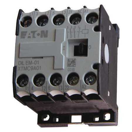 IEC Mini Magnetc Cntactr, 24VAC, 9A, 1NC