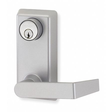 Lever, Lever Escutcheon w/Lock, 22 Series