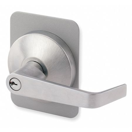 Lever, Lever Escutcheon w/Lock, 19 Series