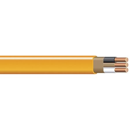 10 AWG 2 Conductor Nonmetallic Building Cable 600V OR