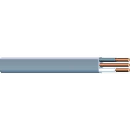 12 AWG 2 Conductor Nonmetallic Building Cable 600V GY