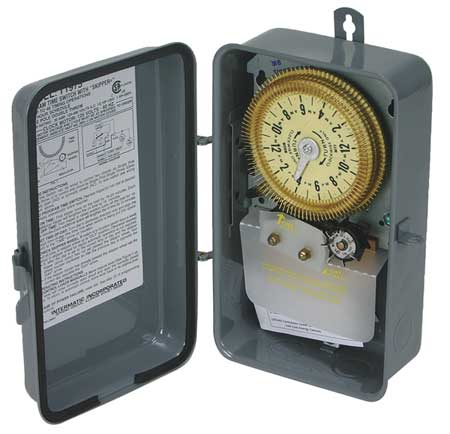 Electromechanical Timer, Multi Operation