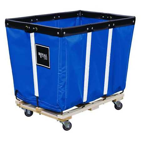 Basket Truck, 12 Bu. Cap., Blue, 36 In. L