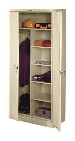 Combination Storage Cabinet, Sand