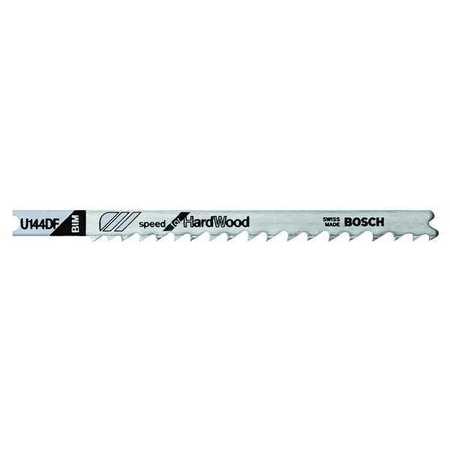 Jigsaw Blade, U-Shank, 4 In. L, PK5