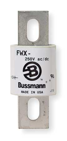 250A Ceramic High Speed Semiconductor Fuse 250VAC/DC