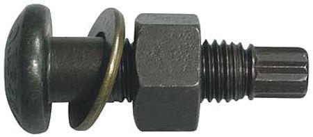 T/C Bolt, 1-8x1 3/4 L, PK140