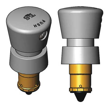 Cartridge, Faucet, Hot, Brass, 2.2 GPM
