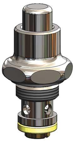 Pedal Valve Bonnet Assembly, Faucet