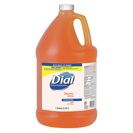 DIAL 1 gal. Floral Antimicrobial Soap