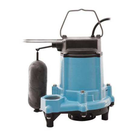 "1/3 HP 1-1/2"" Submersible Sump Pump 115V Vertical"