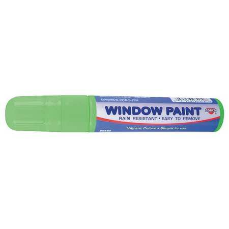 Paint Marker, Broad, Green