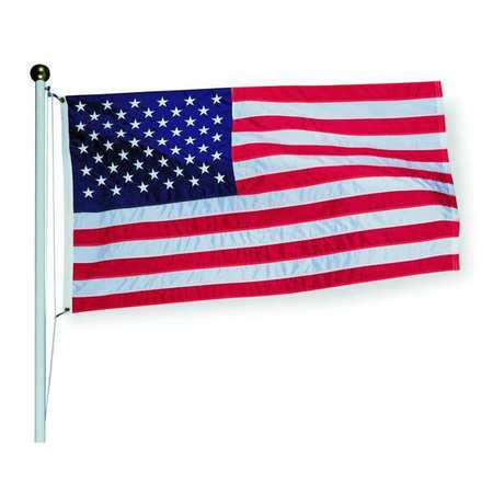 US Flag, 5x8 Ft, Polyester