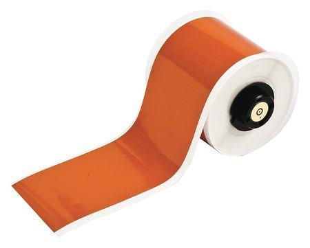 Reflective Tape, Orange, 33 ft. L, 2 In. W