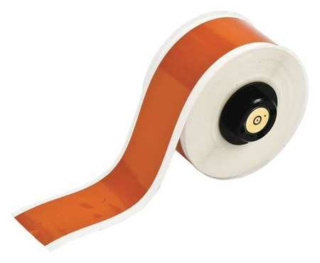 Reflective Tape, Orange, 33 ft. L, 1 In. W