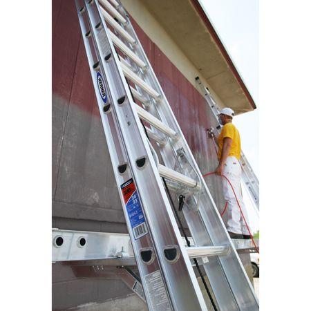 Werner Extension Ladder Aluminum 32 Ft Ia D1532 2