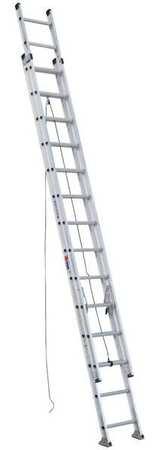 Extension Ladder,  Aluminum,  28 ft. ,  IA