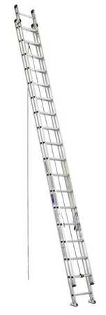 Extension Ladder,  Aluminum,  36 ft. ,  IA
