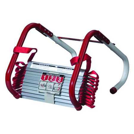 Emergency Escape Ladder, 13 ft, 2-Story