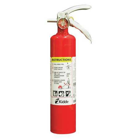 Fire Extingshr, Dry Chemical, ABC