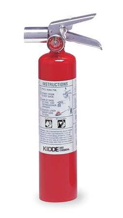 Fire Extinguisher, Halotron, BC, 2B:C