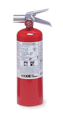 Fire Extinguisher, Halotron, BC, 5B:C